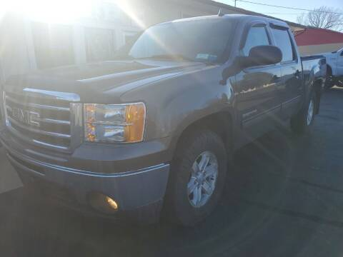 2013 GMC Sierra 1500 for sale at Bailey Family Auto Sales in Lincoln AR