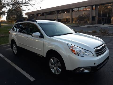 2012 Subaru Outback for sale at QUEST MOTORS in Englewood CO