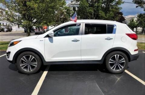 2016 Kia Sportage for sale at Ataboys Auto Sales in Manchester NH