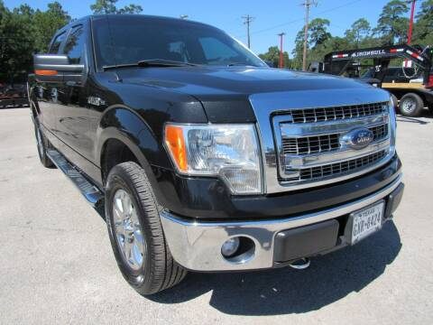 2013 Ford F-150 for sale at Park and Sell in Conroe TX