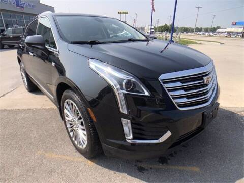 2017 Cadillac XT5 for sale at Show Me Auto Mall in Harrisonville MO