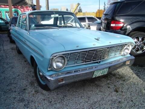1964 Ford Falcon for sale at M Motors in Shoreline WA