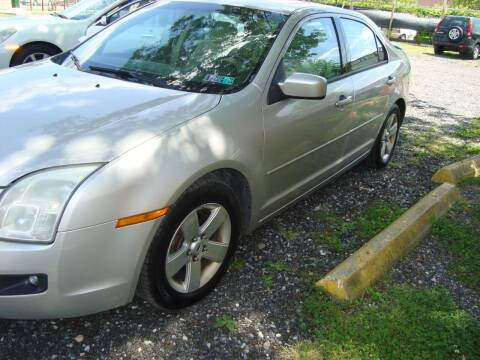 2007 Ford Fusion for sale at Branch Avenue Auto Auction in Clinton MD