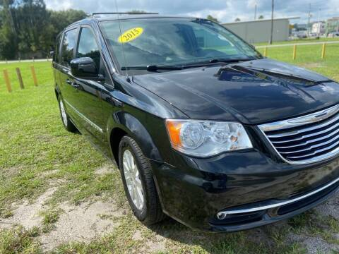 2015 Chrysler Town and Country for sale at Unique Motor Sport Sales in Kissimmee FL