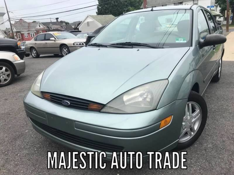 2004 Ford Focus for sale at Majestic Auto Trade in Easton PA