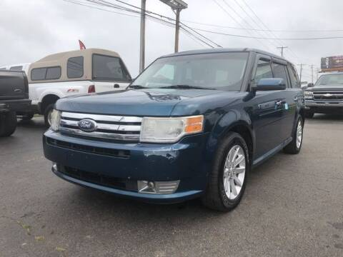 2011 Ford Flex for sale at Instant Auto Sales in Chillicothe OH