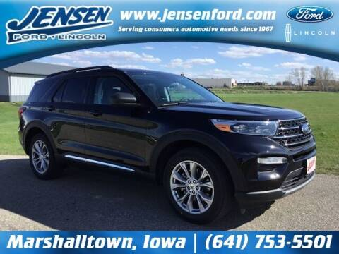 2021 Ford Explorer for sale at JENSEN FORD LINCOLN MERCURY in Marshalltown IA
