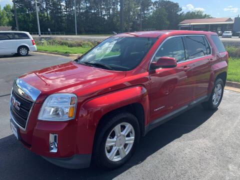 2015 GMC Terrain for sale at Auto Credit Xpress in Jonesboro AR