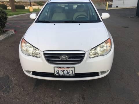 2009 Hyundai Elantra for sale at Gold Coast Motors in Lemon Grove CA