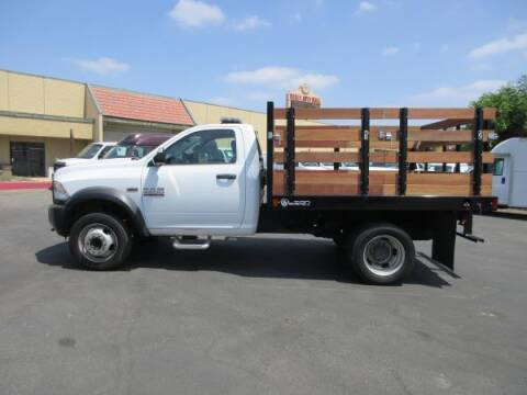 2016 RAM Ram Chassis 4500 for sale at Norco Truck Center in Norco CA