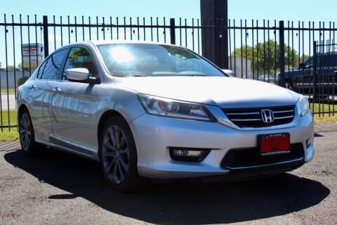 2015 Honda Accord for sale at Avanesyan Motors in Orem UT