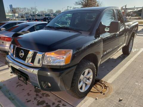 2008 Nissan Titan for sale at Auto Hub in Grandview MO