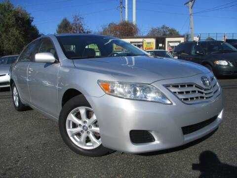 2011 Toyota Camry for sale at Unlimited Auto Sales Inc. in Mount Sinai NY