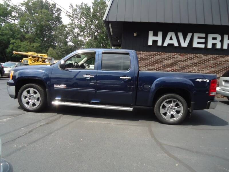 2011 GMC Sierra 1500 for sale at 125 Auto Finance in Haverhill MA