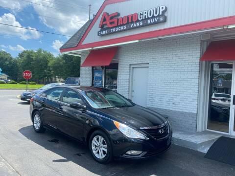 2013 Hyundai Sonata for sale at AG AUTOGROUP in Vineland NJ