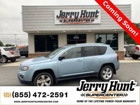 2014 Jeep Compass for sale at Jerry Hunt Supercenter in Lexington NC