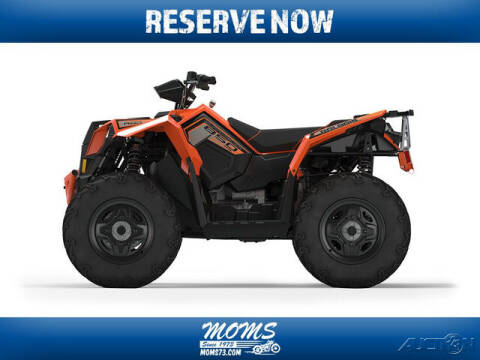 2022 Polaris SCRAMBLER 850 for sale at ROUTE 3A MOTORS INC in North Chelmsford MA