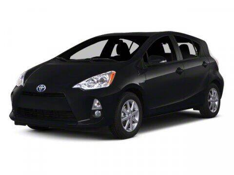 2012 Toyota Prius c for sale at HILAND TOYOTA in Moline IL