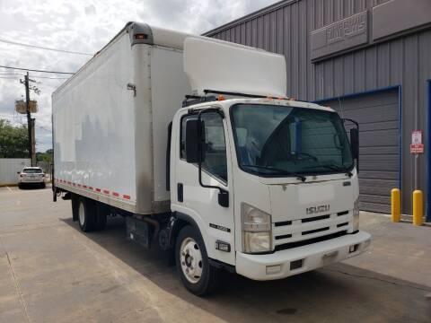 2011 Isuzu NRR for sale at Texas Best Bus - AM Heavy Truck Parts in Houston TX