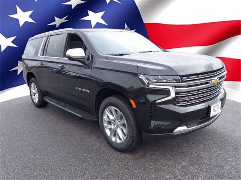 2021 Chevrolet Suburban for sale at Gentilini Motors in Woodbine NJ