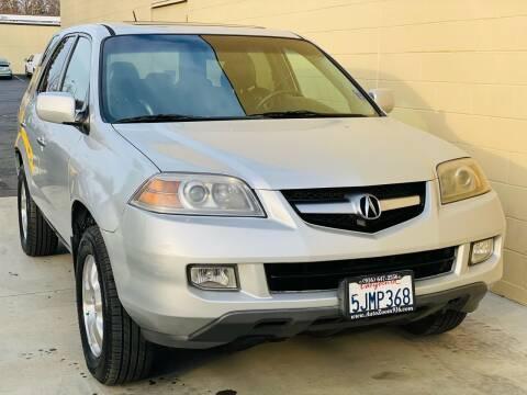 2004 Acura MDX for sale at Auto Zoom 916 in Rancho Cordova CA