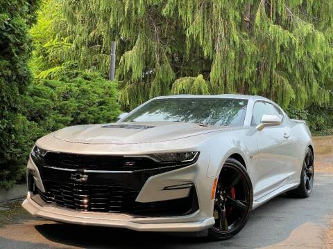 2019 Chevrolet Camaro for sale at Real Deal Cars in Everett WA