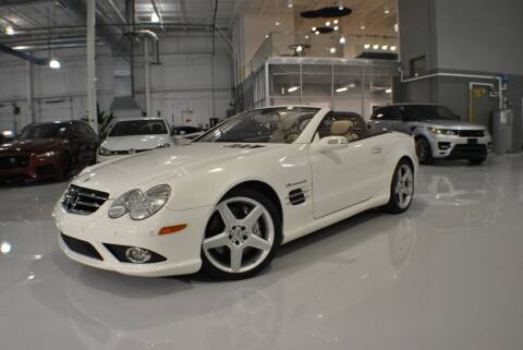 2007 Mercedes-Benz SL-Class for sale at Euro Prestige Imports llc. in Indian Trail NC
