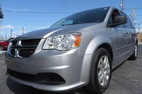 2017 Dodge Grand Caravan for sale at Eddie Auto Brokers in Willowick OH