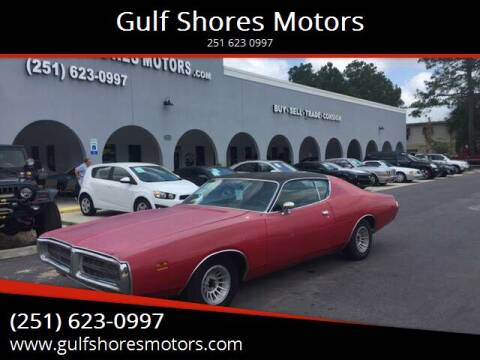 1971 Dodge Charger for sale at Gulf Shores Motors in Gulf Shores AL
