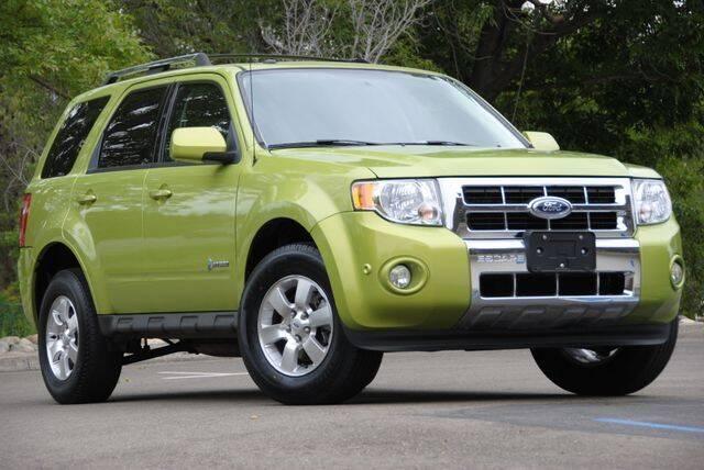 2011 Ford Escape Hybrid for sale at VSTAR in Walnut Creek CA