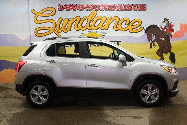 2018 Chevrolet Trax for sale at Sundance Chevrolet in Grand Ledge MI