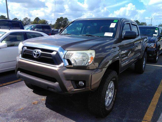 2013 Toyota Tacoma for sale at Star Auto Sales in Richmond VA