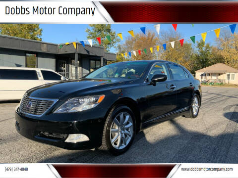 2008 Lexus LS 600h L for sale at Dobbs Motor Company in Springdale AR