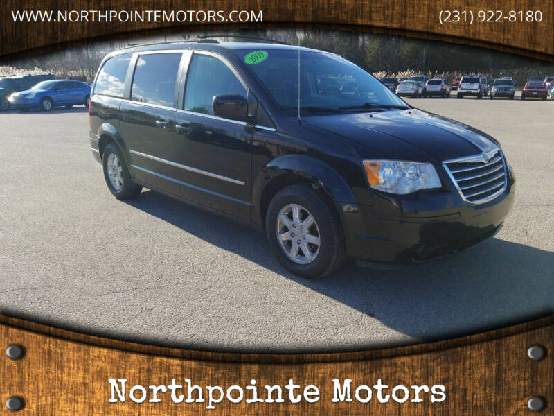 2009 Chrysler Town and Country for sale at Northpointe Motors in Kalkaska MI