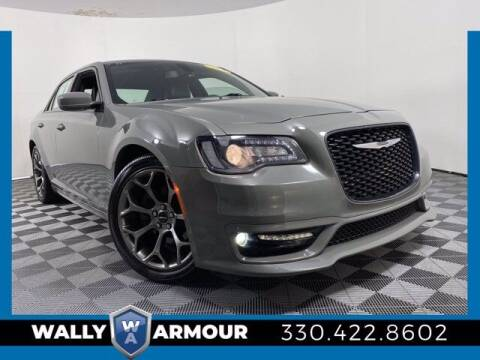 2017 Chrysler 300 for sale at Wally Armour Chrysler Dodge Jeep Ram in Alliance OH