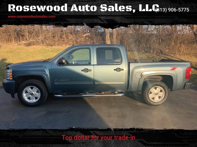2010 Chevrolet Silverado 1500 for sale at Rosewood Auto Sales, LLC in Hamilton OH