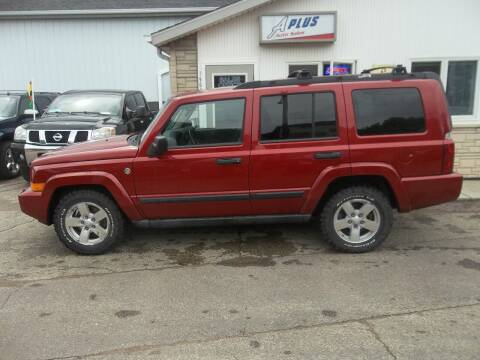 2006 Jeep Commander for sale at A Plus Auto Sales/ - A Plus Auto Sales in Sioux Falls SD