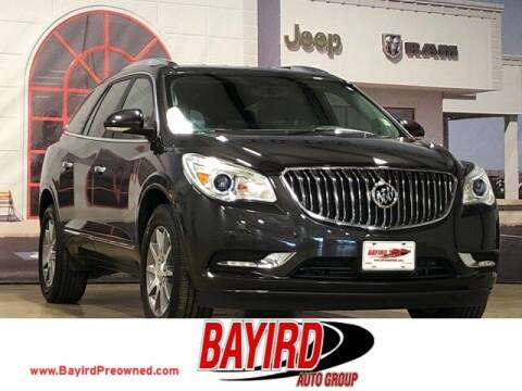 2017 Buick Enclave for sale at Bayird Truck Center in Paragould AR