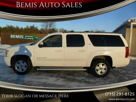 2012 Chevrolet Suburban for sale at Bemis Auto Sales in Crivitz WI