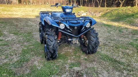 2019 Yamaha grizzly 700 se for sale at York Motor Company in York SC