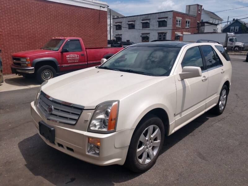 2008 Cadillac SRX for sale at A J Auto Sales in Fall River MA