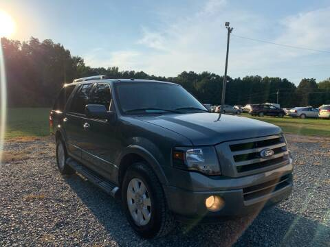 2010 Ford Expedition for sale at Sanford Autopark in Sanford NC