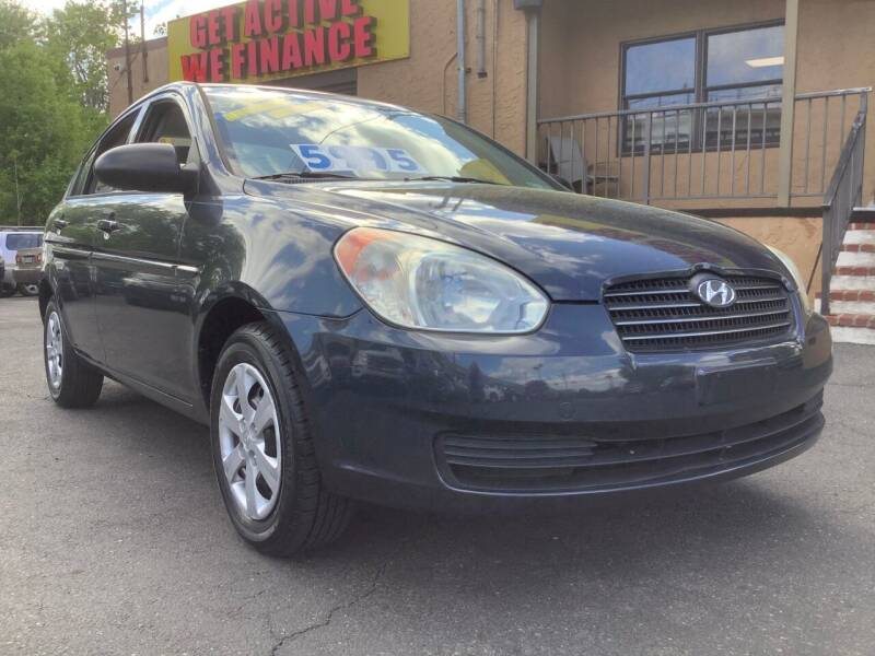 2009 Hyundai Accent for sale at Active Auto Sales Inc in Philadelphia PA