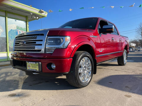2014 Ford F-150 for sale at Super Trooper Motors in Madison WI