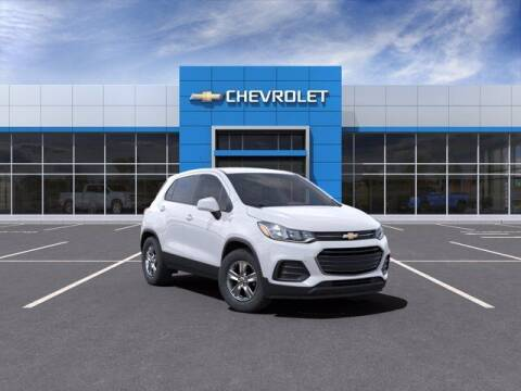2021 Chevrolet Trax for sale at Sands Chevrolet in Surprise AZ