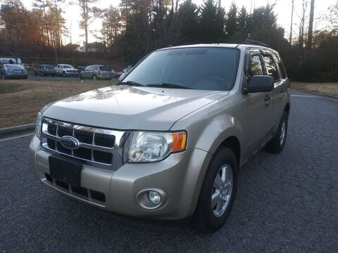 2010 Ford Escape for sale at Final Auto in Alpharetta GA