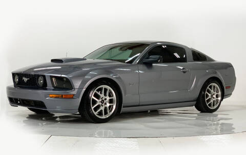 2007 Ford Mustang for sale at Houston Auto Credit in Houston TX