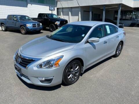 2015 Nissan Altima for sale at TacomaAutoLoans.com in Tacoma WA