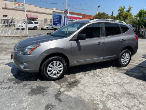 2015 Nissan Rogue Select for sale at Olympic Motors in Los Angeles CA