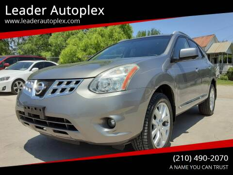 2012 Nissan Rogue for sale at Leader Autoplex in San Antonio TX